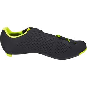 Fizik R4B Chaussures pour vélo de route Homme, black/yellow